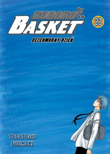 Kurokos Basket: tom 23