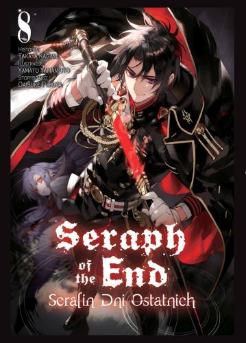 Seraph of the End - Serafin dni ostatnich - tom 8