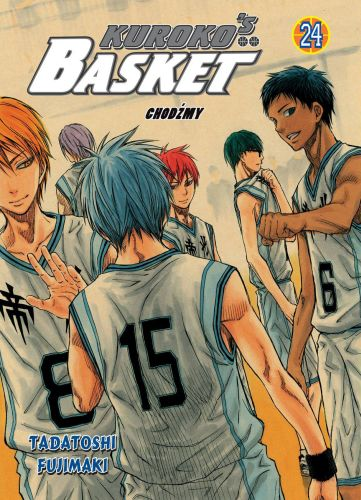 Kurokos Basket - tom 24