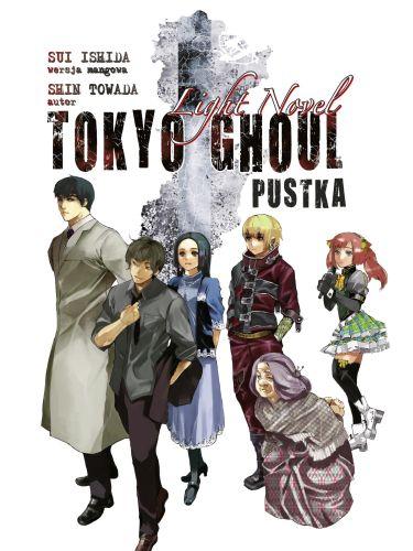 Tokyo Ghoul light novel - Pustka