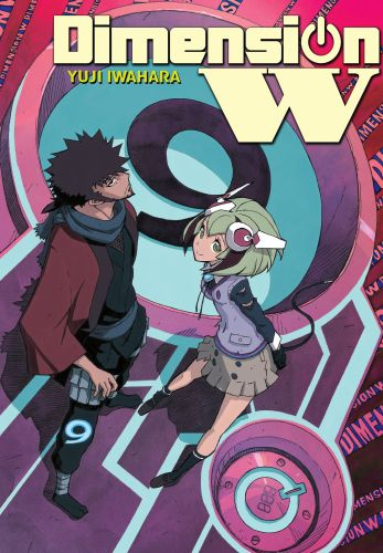 Dimension W - tom 9
