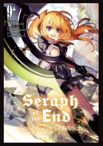 Seraph of the End - Serafin dni ostatnich - tom 9