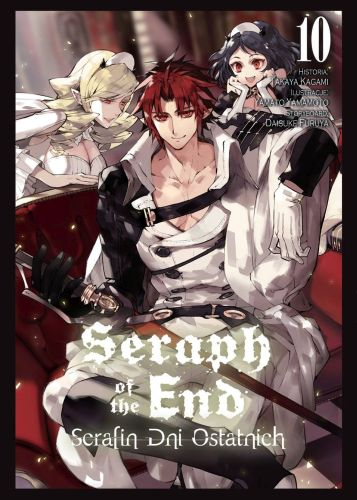 Seraph of the End - Serafin dni ostatnich - tom 10