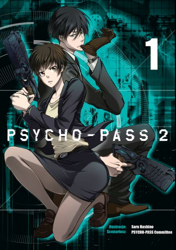 Psycho-Pass 2 - tom 1
