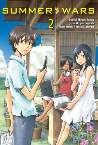 Summer Wars - tom 2