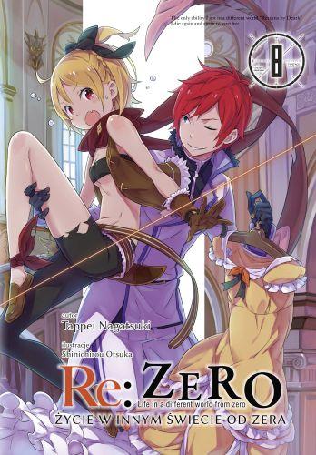 Re: Zero- Życie w innym świecie od zera (LN) - tom 8