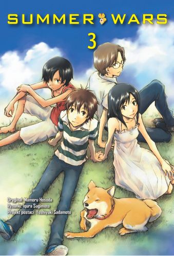 Summer Wars: tom 3 [OSTATNI]