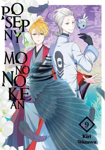 Posępny Mononokean - tom 9