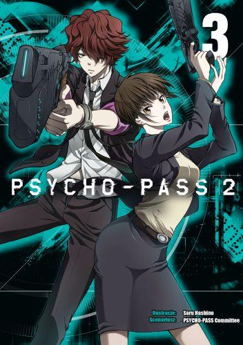 Psycho-Pass 2 - tom 3
