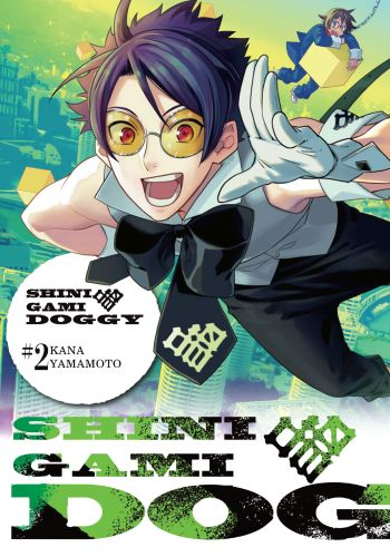 Shinigami DOGGY - tom 2