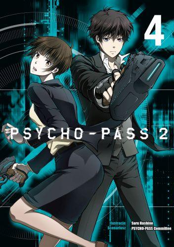Psycho-Pass 2 - tom 4
