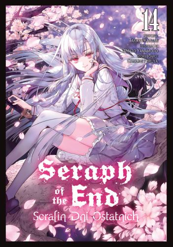 Seraph of the End - Serafin dni ostatnich - tom 14