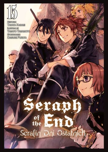 Seraph of the End - Serafin dni ostatnich - tom 15