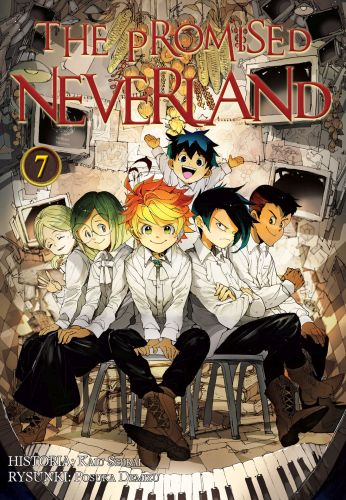 The Promised Neverland - tom 7