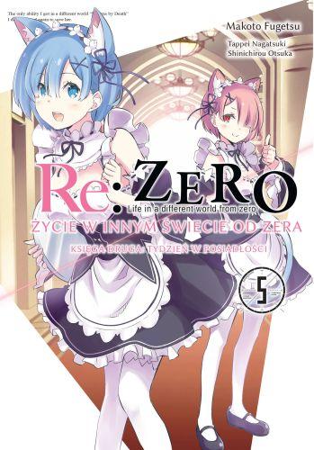 Re: Zero Życie w innym świecie od zera. Księga 2- Tydzień w posiadłości