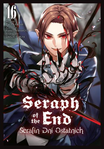 Seraph of the End - Serafin dni ostatnich - tom 16