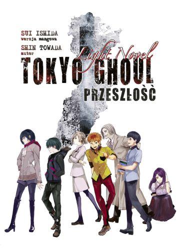 Tokyo Ghoul light novel