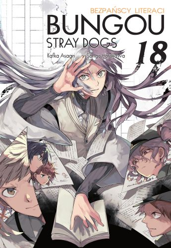 Bungou Stray Dogs - Bezpańscy Literaci - tom 18