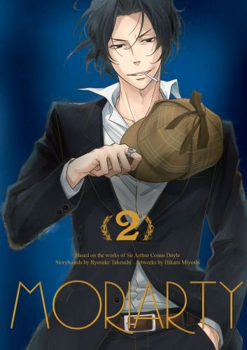 Moriarty: tom 2